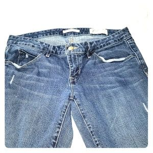 Gap flare/boot cut Jean's